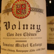 Volnay Clos des Chenes, Lafarge