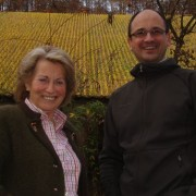 Dr Heidi Kegel and Andreas Barth