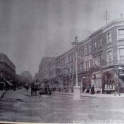 Clifton Road a century ago