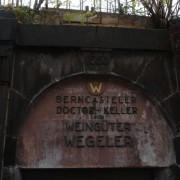 Wegeler's cellar under the Doctor