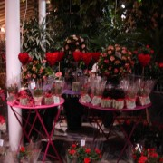 Pre-Valentine's Tasting at Clifton Nurseries