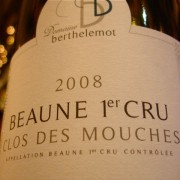 Beaune Clos des Mouches Blanc, Berthelemot