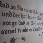 On Clemens' other wall