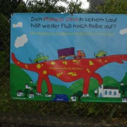 Anti Mosel Bridge Poster