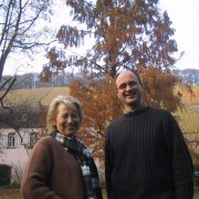 Dr Heidi Kegel, Andreas Barth