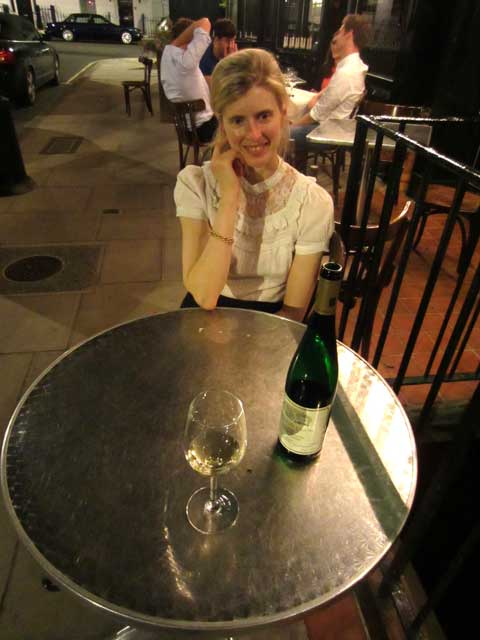 Riesling Dinner At Hardy S Brasserie 24th July Dominique