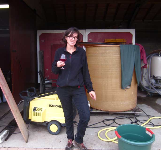 Anne-Sophie Dubois (Fleurie)   The Winery UK